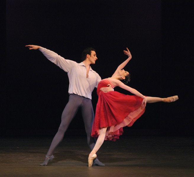 انواع رقص
