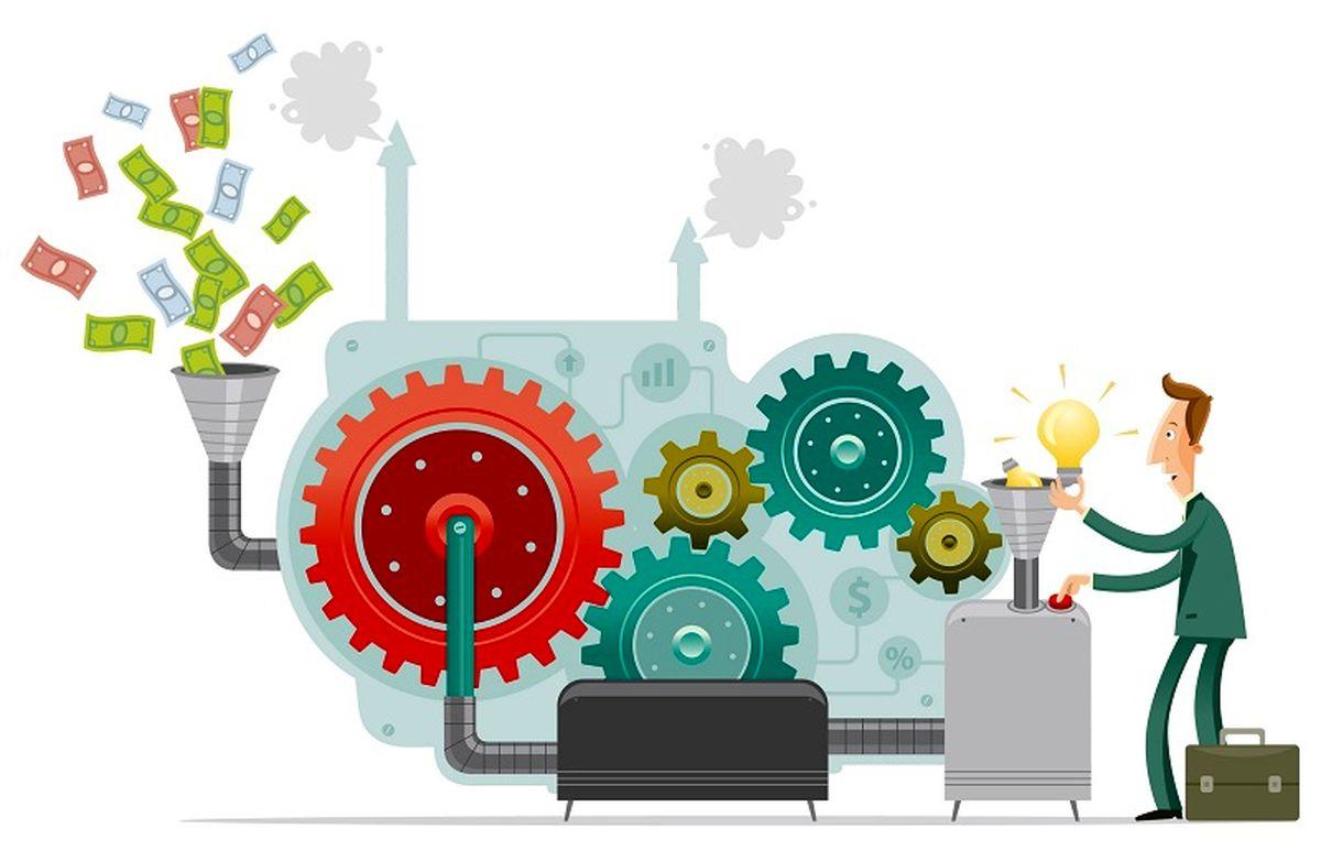 کسب و کار - طراحان ایده پرداز کاسپین